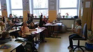 Vzdělávací zájezd žáků ZŠ TGM do Velké Británie 2